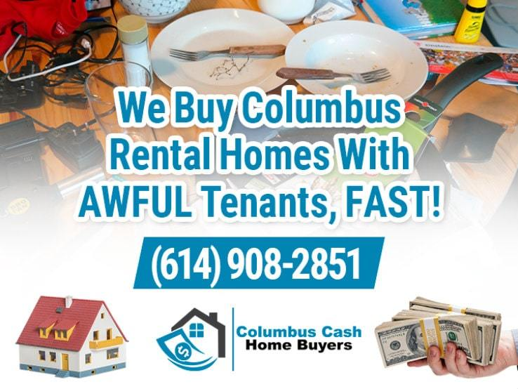 columbus difficult tenants